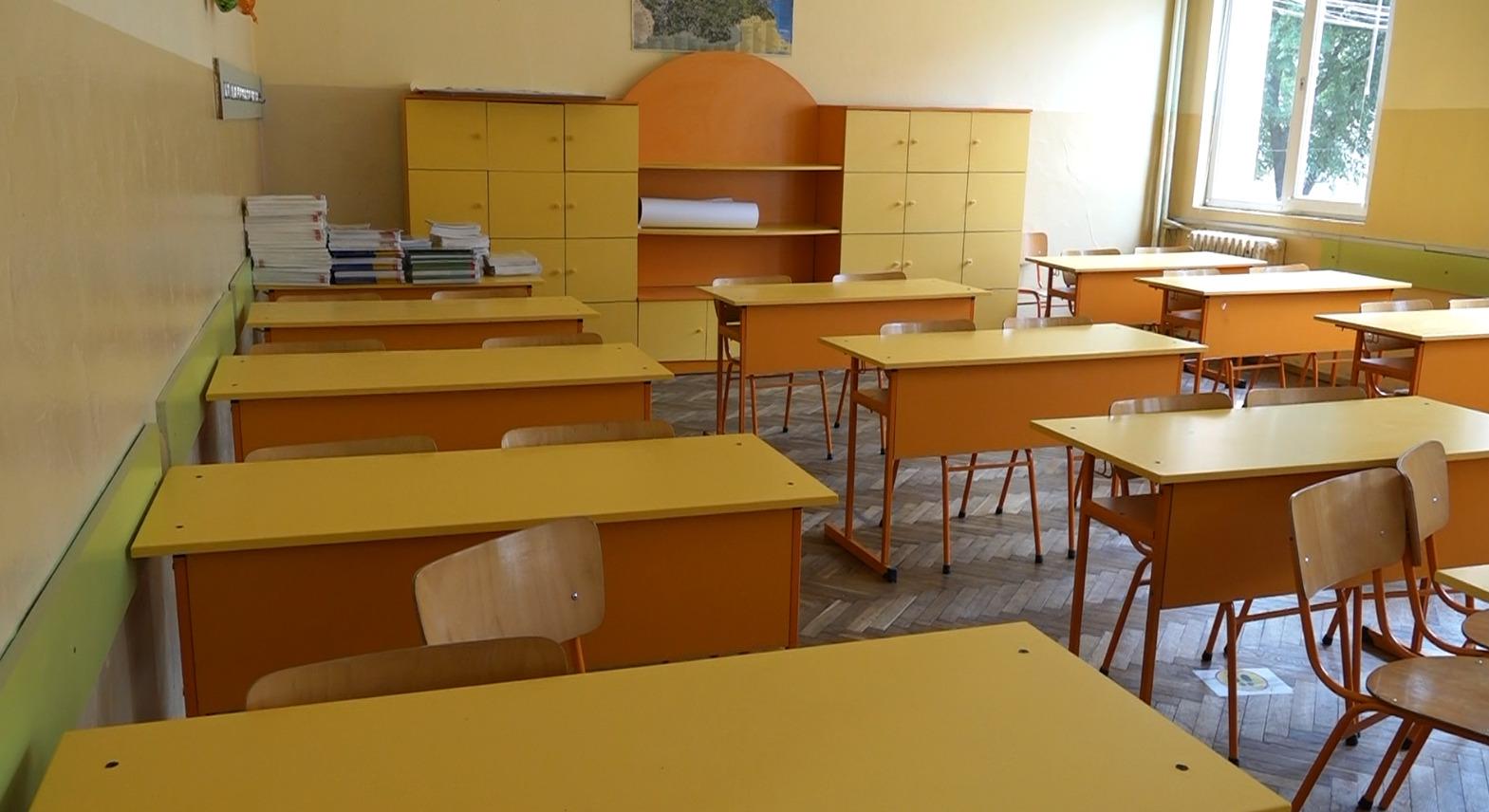 Училищата в Шумен - готови с ковид мерките